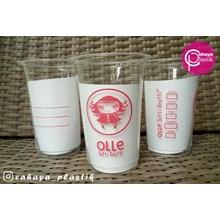 Sablon Cup Plastik 16 oz 7gr