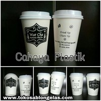 Sablon Paper Cup hot 12 oz