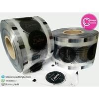 Sablon Plastik Lid Cup Sealer  ( Cup Pop ice )