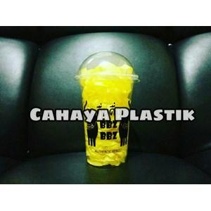 Sablon Gelas Plastik 16 oz (Cup thai tea)