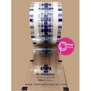 Sablon Plastik Lid Sealer 1 warna (Cup Standard)