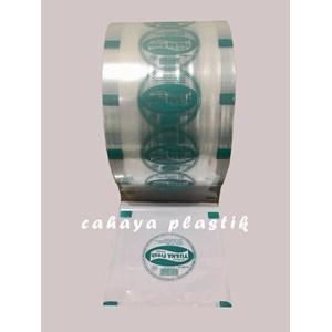Sablon Plastik Lid Sealer 13 cm diameter air mineral