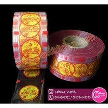 Packaging and Seal Cover with 2 color screen printing