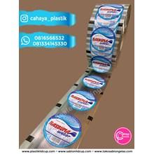 Printing LId Sealer Plastik Roll 13 cm x 500 m (Kemasan Air Mineral)
