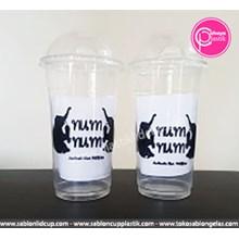 Sablon Cup Gelas Plastik 22 oz Starindo