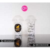 14 oz 6 gram plastic cup screen printing 1