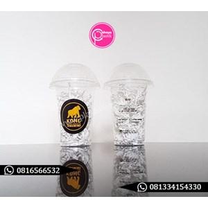 14 oz 6 gram plastic cup screen printing