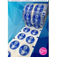 Printing Lid Cup Sealer atau Plastik Roll 1 warna 20 cm x 500 m