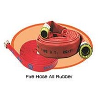Fire Hose All Rubber 1