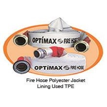 Fire Hose Polyester Jacket Lining Used Tpe