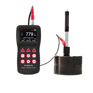 Mitech MH600 Portable Leeb hardness tester