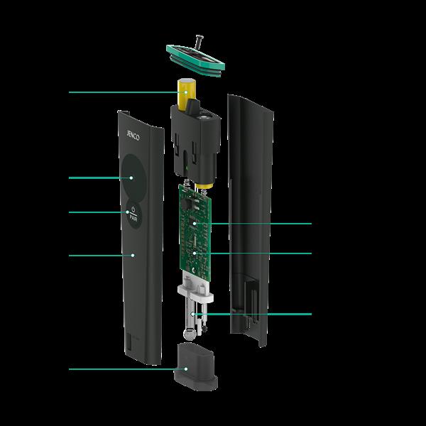 Jenco EC110B Conductivity/Temperature Tester