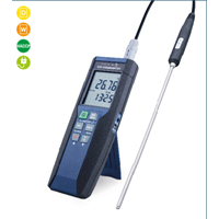 Precision Digital Handheld Measuring Device With Pt100 Iec 751 Type 13750