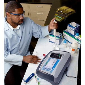 Dari Hach DR3900 Laboratory Spectrophotometer for water analysis 1