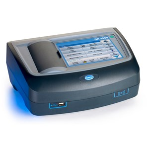 Dari Hach DR3900 Laboratory Spectrophotometer for water analysis 0