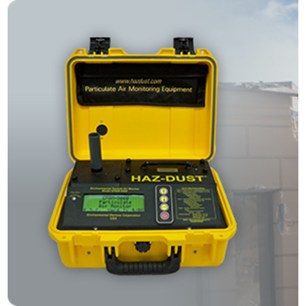 Jual Haz-Dust EPAM-5000 Environmental Particulate Air Monitor