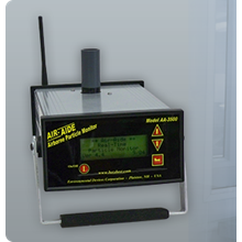 Haz-Dust AA-3500 Airborne Particulate Monitor
