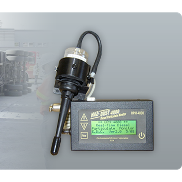 Haz-Dust DPM-4000 Real-Time Diesel Particulate Monitor