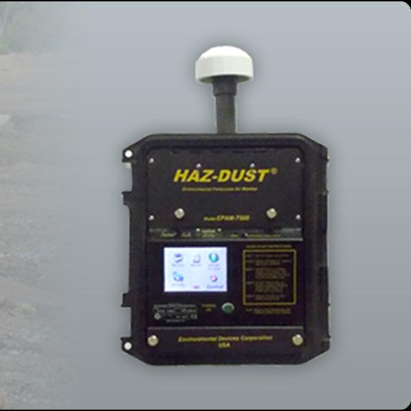 Haz-DUST EPAM-7500 Environmental Particulate Air Monitor