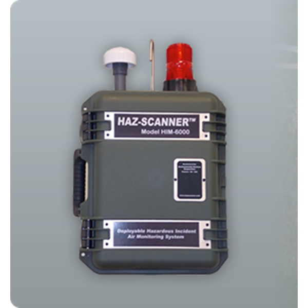 Haz-Dust HIM-6000 Portable Air Quality Monitor