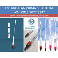 Precision Hydrometer For Dairies