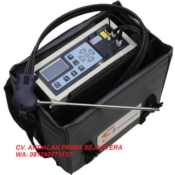 E Instruments - E8500 Plus Portable Industrial Combustion Gas & Emissions Analyzer