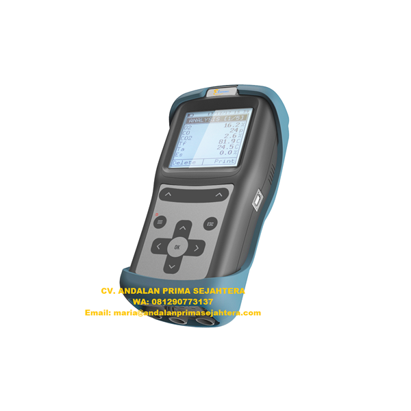 E500 Residential Combustion Efficiency Analyzer