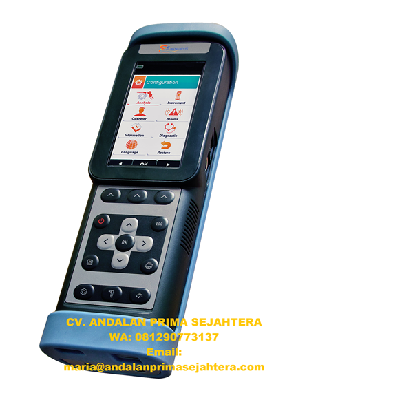 """BTU1500-NP """"All-In-One"""" Combustion Gas Analyzer"""