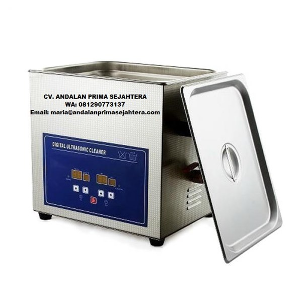 DIGITAL ULTRASONIC CLEANER PS-40A 10 L