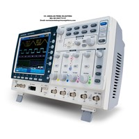 Instek GDS-2000A Series Digital Storage Oscilloscopes