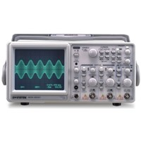 Instek GOS-6000 Series Analog Oscilloscopes