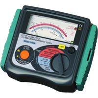 Analogue Insulation / Continuity Testers MODEL 3131A