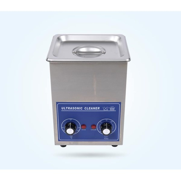 Mechanical Ultrasonic Cleaner With Knob PS Series