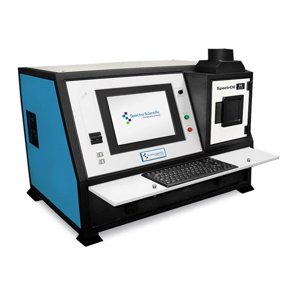 SpectrOil M: JOAP Certified Elemental Analyzer