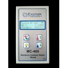 EXOTEK MC-460 - Wood Moisture Meter 1