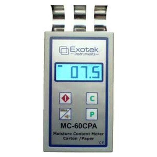 EXOTEK MC-60CPA - Pin Free Paper Moisture Detector