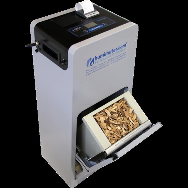 SCHALLER Humimeter BMA-2 Bioenergy Wood Chip Moisture Meter