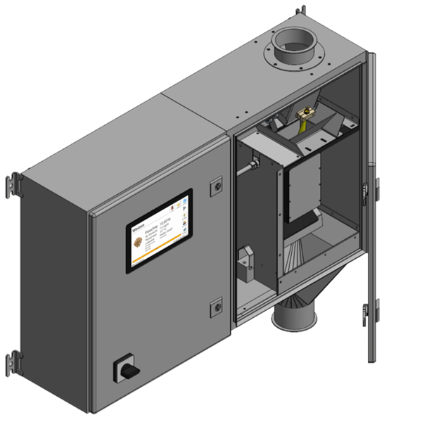 FSO Precise Fully Automatic Online Whole Grain Moisture
