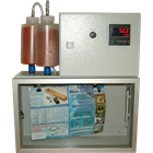 Schaller Climatic chamber with monitoring and measuring system 1