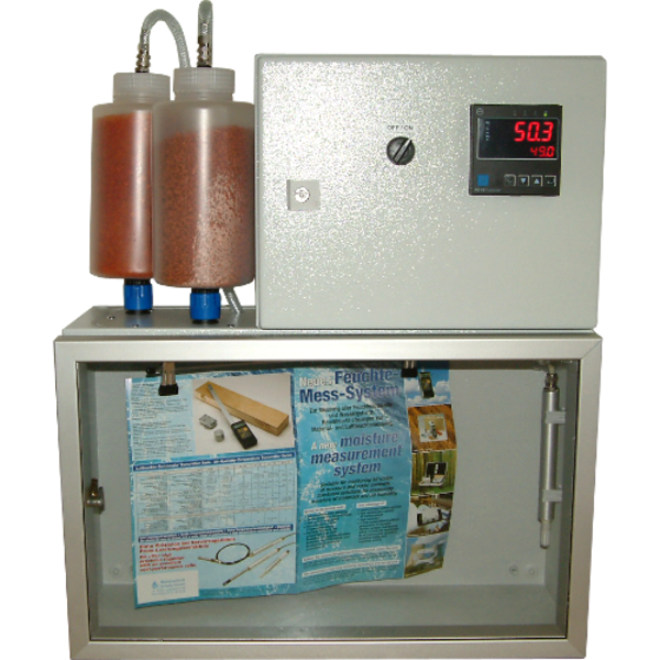 Schaller Climatic chamber with monitoring and measuring system