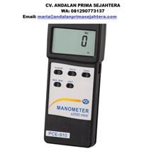 Pce Instruments Differential Pressure Vacuum Gauge