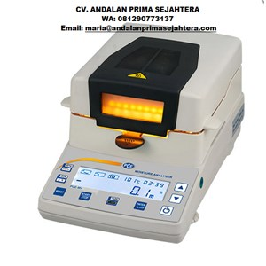 Pce Instruments Multifunction Moisture Analyzer PCE-MA 110