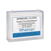 Whatman Filter Papper - Cyclopore Polycarbonate Thin Clear Membranes