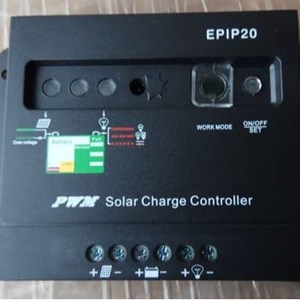 PWM Solar Charge Controller Epip 20 (Ready Stock)