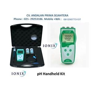 IONIX PC10 (pH/Conductivity)