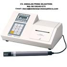 Sk Sato 8300-00 Desk-top type Digital thermohygropmeter Model SK-100THP 1