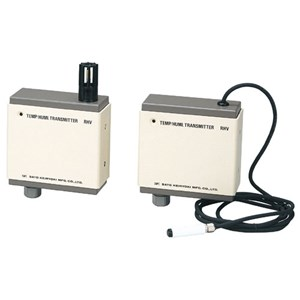 Sk Sato 8911-10Temperature/Humidity Transmitter Model SK-RHV-1-1-A (0 to 100mVDC)