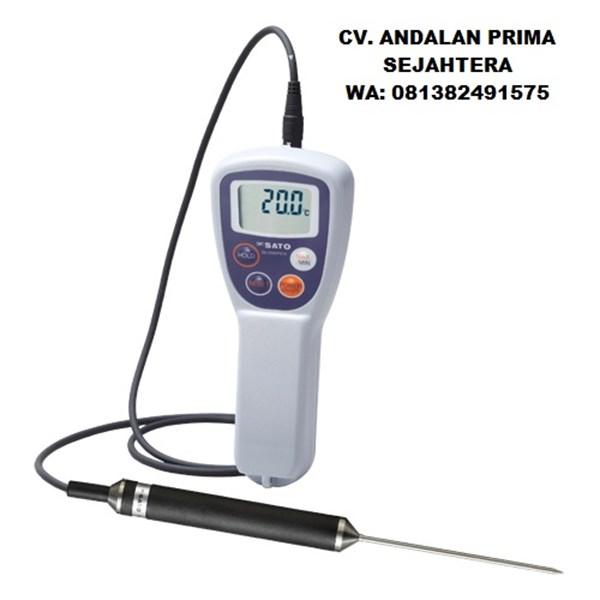 Sk Sato 8062-00Waterproof Digital Thermometer Model SK-250WPII-N