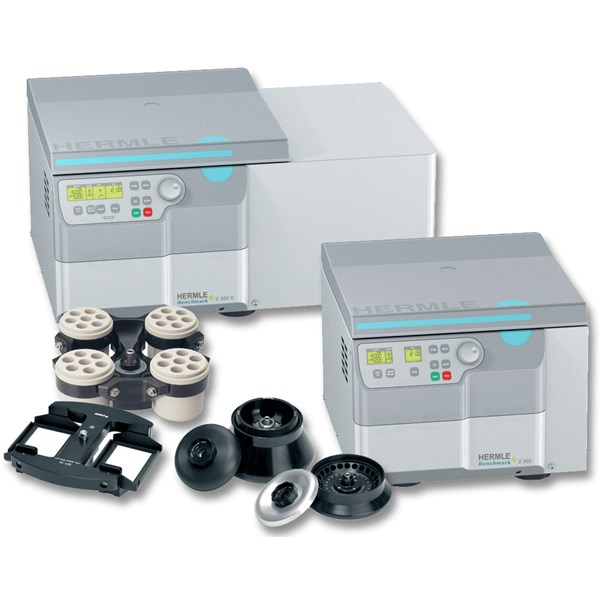 Hermle Z366 Series - 4 x 250ml Capacity Centrifuge