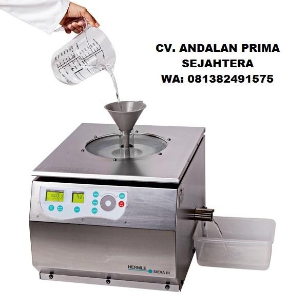 Hermle Z600-S3 -SIEVA-3 Filtration Centrifige